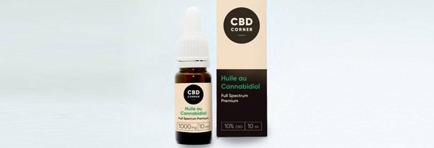 huile de CBD 10%